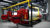 Hoval Max-3 condens E Gasheizkessel (5 MW Heizleistung je Kessel)