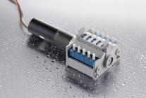 Modular Microliter Pump