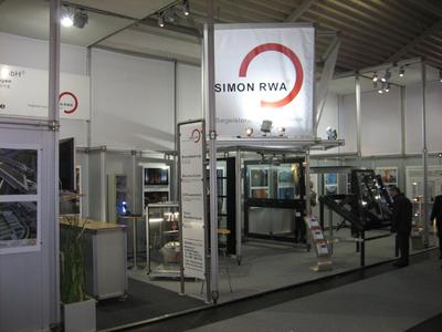 Bau 2009 Exhibition in Germany
