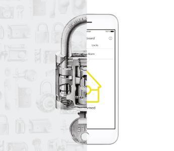 Früher schon clever, heute smart: Yale hat mit den Smart Living Produkten den Sprung in die Gegenwart geschafft und sich dem Markt der Heimautomatisierung geöffnet. Zum Sortiment zählen auch Smarte Schließlösungen. (Bild: ASSA ABLOY Sicherheitstechnik GmbH)