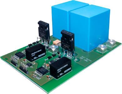 Fast Charging (OBCs) mit dem SiC BeFAST Kit