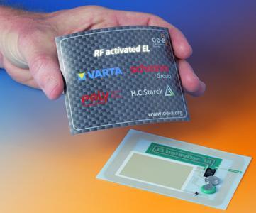 Der Prototyp: Stromversorgung mit RFID