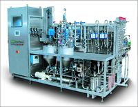 Indirect UHT pilot heating plant for the validation of your production -  a new development of GEA TDS