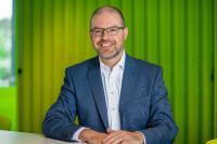 Julian Fröhlich, Leiter Informatik BKW Building Solutions AG