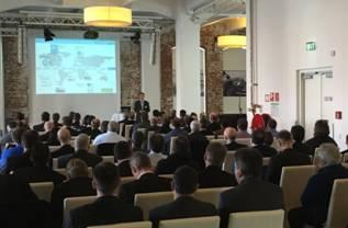 "Über 350 Security-Verantwortliche und IT-Leiter nutzten die Controlware Roadshow ""IT-Security Trends 2015 – Data Center Security"", um sich über aktuelle Trends und Technologien zur Absicherung ihrer IT-Infrastrukturen zu informieren"
