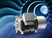 High-speed drive with high-efficiency damping oscillation elements