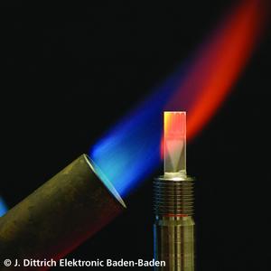 Dynamischer Sauerstoffsensor von J. Dittrich Elektronic