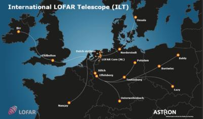 LOFAR to extend into Ireland