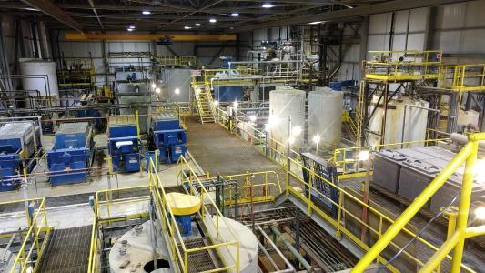 First Cobalt Refinery, November 2019