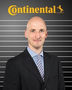 Christian Koetz, Leiter des Pkw-Reifen-Ersatzgeschäftes der Region EMEA