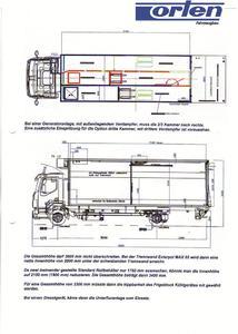 Neue Innovation im temperaturgeführten Transport von Orten Fahrzeugbau
