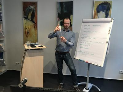 """Online-Seminar """"Exakt pipettieren und Pipetten richtig kalibrieren"""""""
