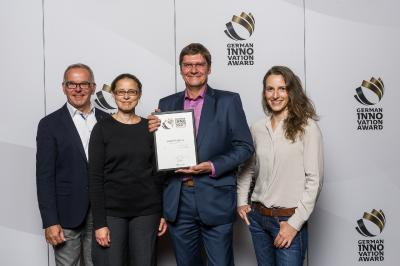 macio Design für YXLON CT-Systeme landet Gewinn beim German Innovation Award