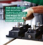 worauf Maschinen stehen
