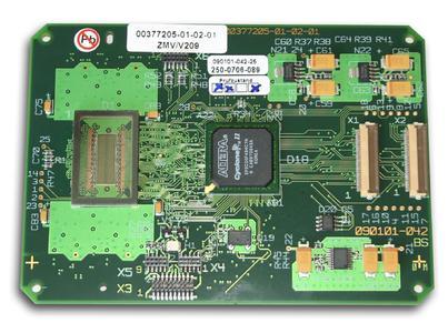 Das System SISCAN besteht aus d beiden Baugruppen Sensorboard u Interfaceboard.Das Sensorboard beinhaltet den Sensor-ASIC nebst Steuerung.D. Interfaceboard stellt d Kopplung zu einem Hostrechner via USB2.0 her steuert die Laserlichq.Messsys