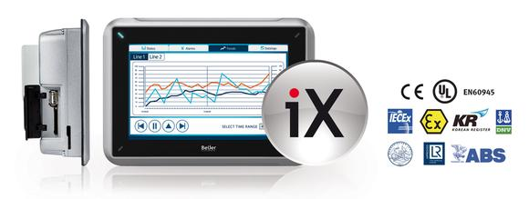 The new indestructible 7 inch rugged HMI from Beijer Electronics