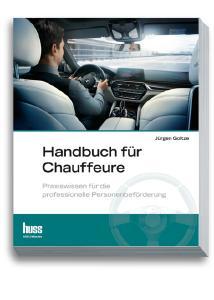 Titelbild Handbuch für Chauffeure