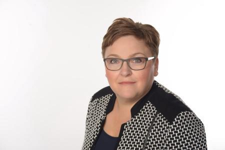 Daniela Oppmann Leiterin Business Development Logistik bei der SALT Solutions AG und Expertin für die S/4HANA-Transformation.
