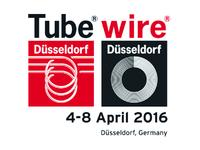 Trade fair hostesses of the Dusseldorf based agency PTS at Tube & Wire 2016