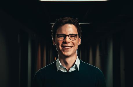 Geschäftsführer Felix Harteneck der ParkHere GmbH