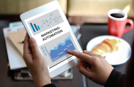 Marketing-Automation im Unternehmen / Quelle: iStock / juststock