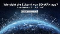 Webinar Sicheres SD-WAN am 21.07.2020