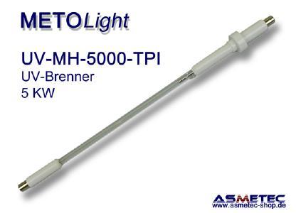 METOLIGHT UV-Brenner MH-5000 TPi