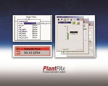 Rockwell Automation erweitert PlantPAx-Prozessbibliothek