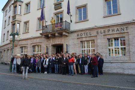 PartnerLIFT: Hauptversammlung in Weimar