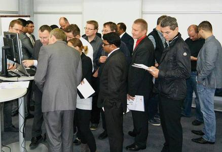 International MAGMA Users Exchanged Their Experiences with Casting Process Simulation