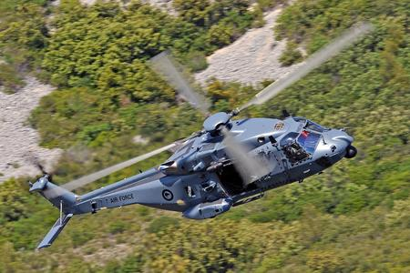 Development of the multi-role NH90 Tactical Transport Helicopter is formally completed with its approval in the final operational configuration