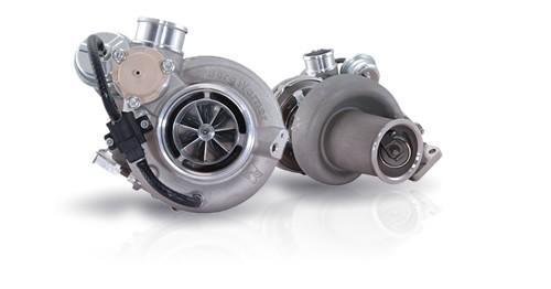 Borg Warner EFR TurboZentrum