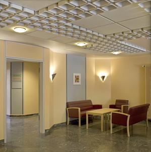 wohlf hlatmosph re f r patienten und mitarbeiter caparol farben lacke bautenschutz gmbh. Black Bedroom Furniture Sets. Home Design Ideas