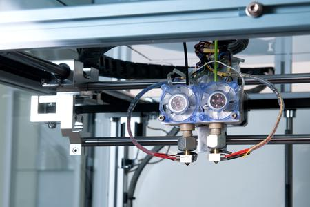 Foto (c): German RepRap Produktdetail des X 400 3D-Druckers von German RepRap in Zusammenarbeit mit GBN Systems - Performing Mechatronics - Made in Bavaria.