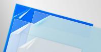 Transparent, selbstklebend und rückstandslos abziehbar: Schutzfolien von POLIFILM PROTECTION erhalten die makellose Kunststoff- und Acrylglas-Oberfläche