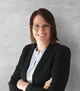 Geschäftsführerin Johanna Birkhan