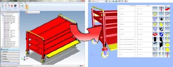 Glovius 3D CAD Viewer