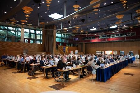 Impression der BHKW-Jahreskonferenz 2018