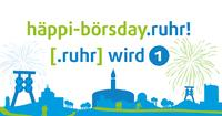 Häppi Börsday to you, dear Ruhr-Domain!
