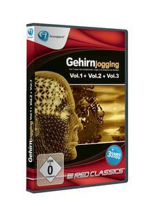 Red Classics: Gehirnjogging vol. 1 - 3