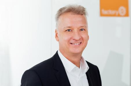 factory42 Geschäftsführer Jürgen Cziesla