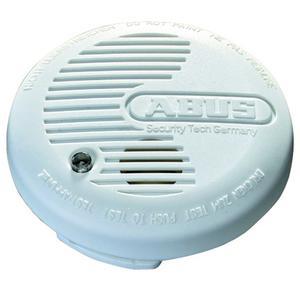 Der Funkrauchmelder von ABUS wird jetzt mit einer modernen Lithium-Batterie mit ca. 10 Jahren Lebensdauer ausgeliefert.
