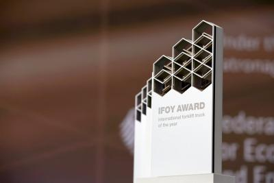 Finalists announced for the IFOY AWARD 2017
