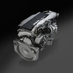 """Auf der 1. VDI-Konferenz """"Motorenentwicklung im Nutzfahrzeug"""" thematisieren Experten aktuelle Entwicklungen im Motorenbau (Bild VDI Wissensforum / MAN Truck & Bus AG)"""