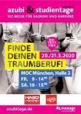 azubi- & studientage München 2020 - Plakat-Motiv