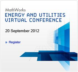 Energy and Utilities Virtual Conference 2012 Homepage