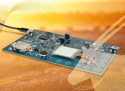 Oryx Board - Ultra Low Power Reference Design für mobile Applikationen