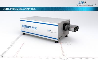 New DEMON-NIR Spectrometer