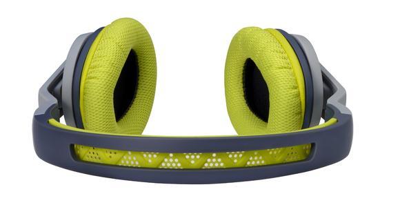 Das atmungsaktive Kopfband des Transform sorgt beim Training jederzeit für einen kühlen Kopf und viel Bewegungsfreiheit