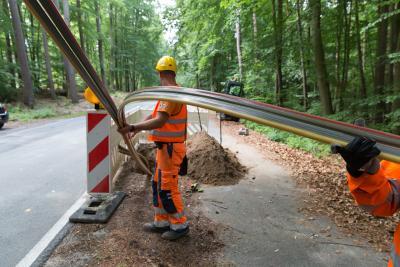 Auch im Landkreis Prignitz baut die WEMACOM ihr modernes Glasfasernetz aus(Foto: WEMAG/Rudolph-Kramer)